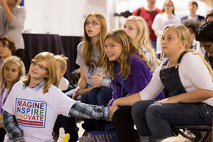 Young Inventor Challenge Contestants