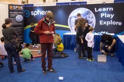Sphero booth