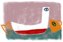 OPato e o peixe