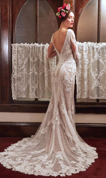 Willowby Foxglove _real bride