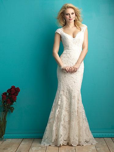 Allure Bridal #9264