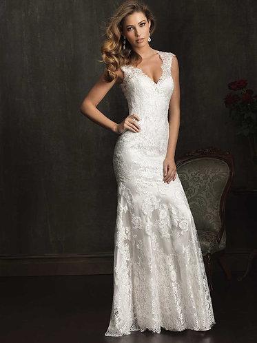 Allure Bridal #9068