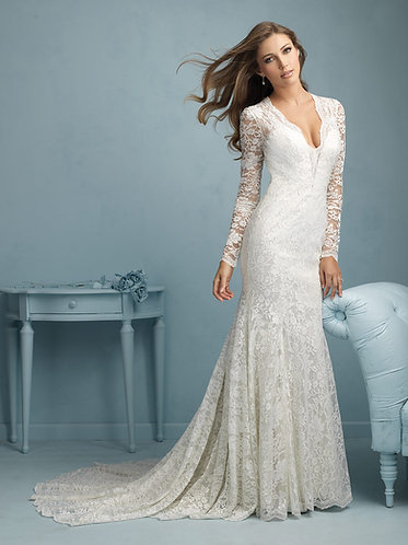 Allure Bridal #9213