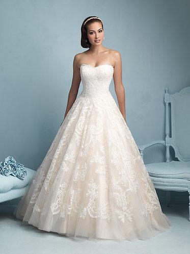 Allure Bridal #9217