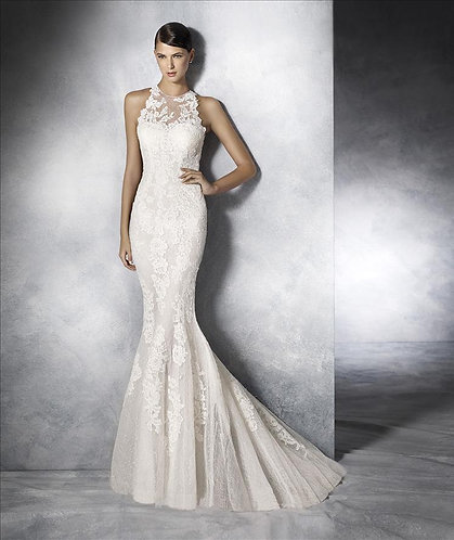 The White One by Pronovias