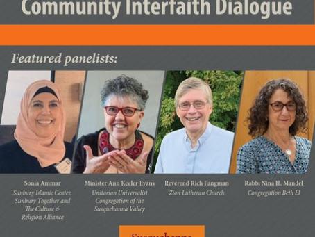 Recommendation: Sunbury Community Interfaith Dialogue