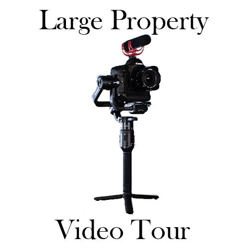 Large Property Video Tour