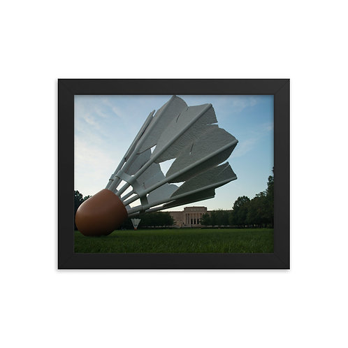 Framed photo of The Nelson-Atkins Museum of Art