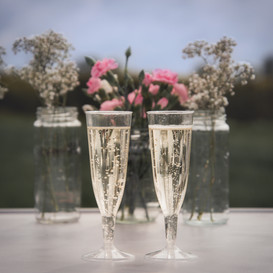 Glasses of Bubbles