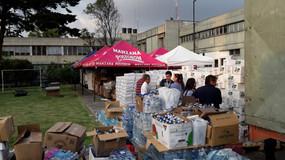 #TodosConMocoa : Recolección de donaciones