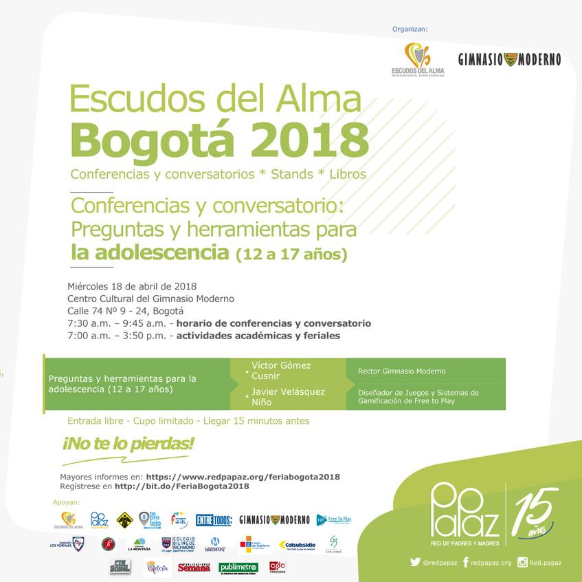Feria Bogota 2018 - Adolescencia (1)