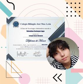 ¡Felicitaciones! Primer lugar en la XIII Olimpiada Intercolegiada de Informática y Tecnología.