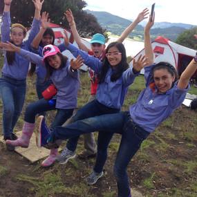 Próximo campamento Grupo Scout Ávalon