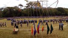 Noticias Scout - Participación destacada del Grupo Scout Avalon 123 Colegio Nuevo Gimnasio en el Cam