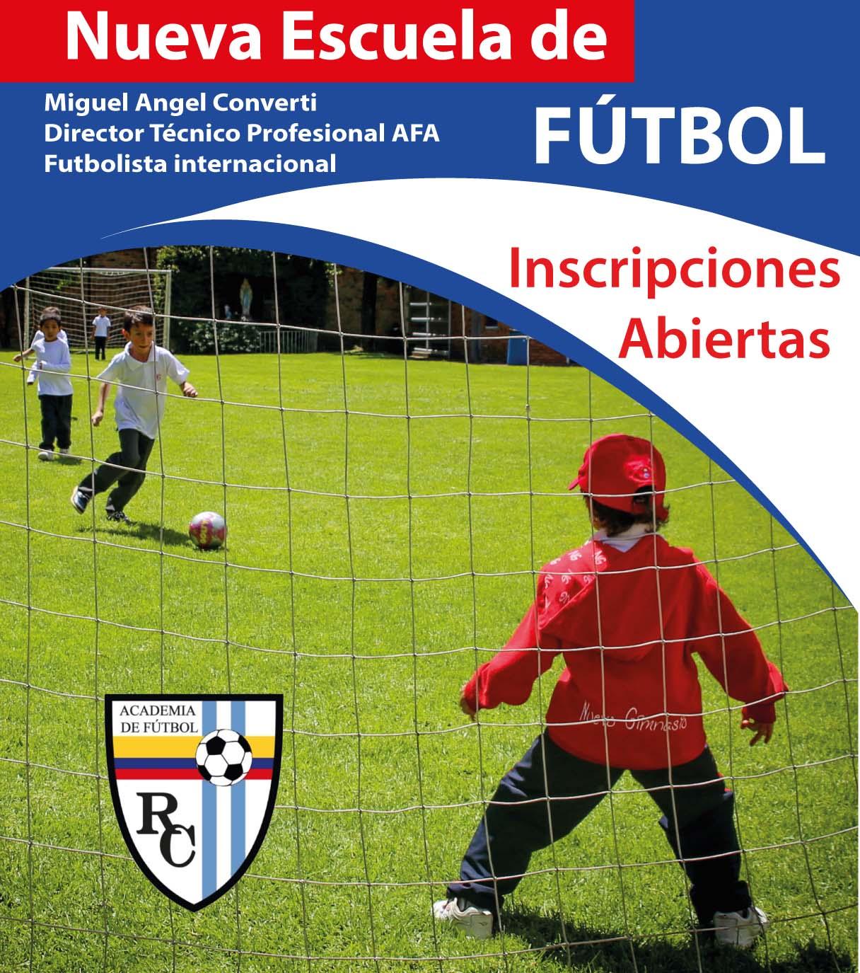 Escuela de Futbol WEB