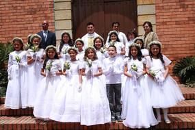 Primeras comuniones Colegio Nuevo Gimnasio