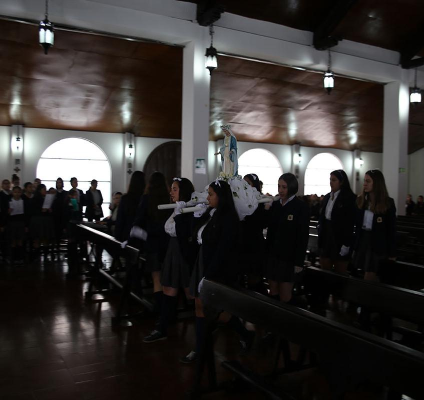 Entrega Virgen María (11)