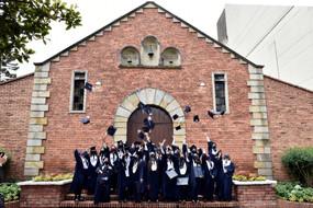 Ceremonia de graduación Prom 2020
