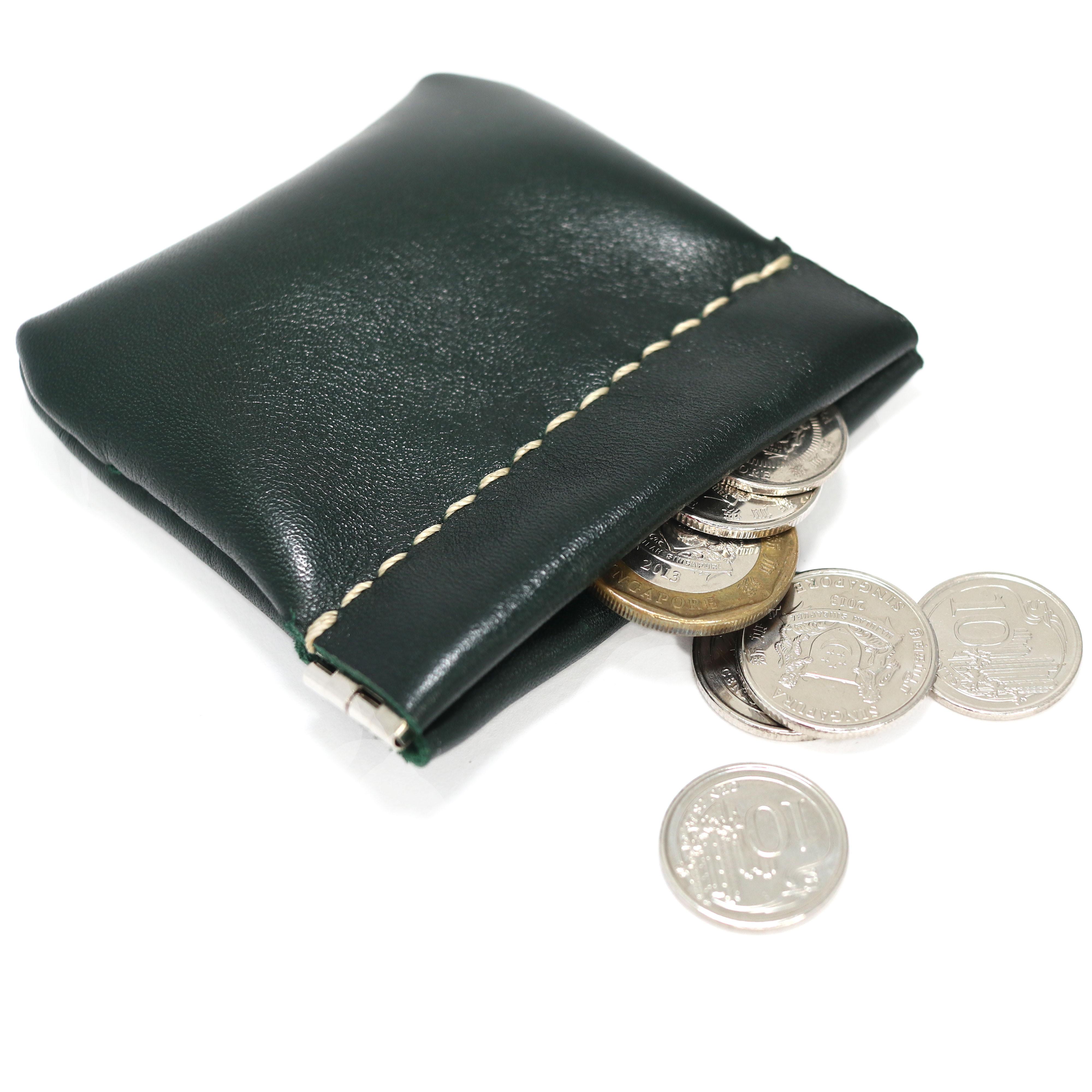 Pocket Coin Pouch Workshop