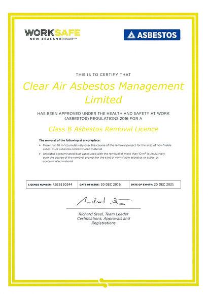 CAAM Class B Asbestos Licence.jpg