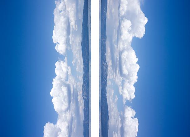 "1. ""The World Upturned"", 2014, by Ryan J. Bush"