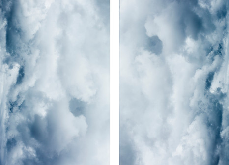 """2. """"The Clouds of Formlessness"""", 2014, by Ryan J. Bush"""