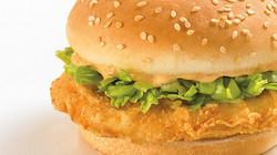 Chicken Sandwich The Works