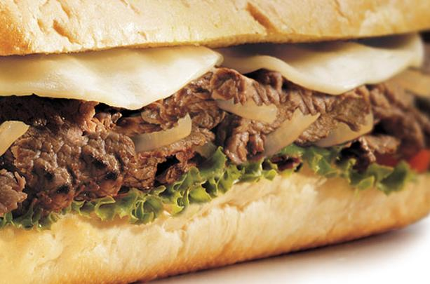 Cheese Steak Hoagie
