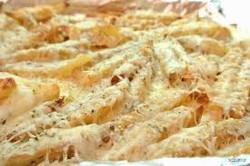 Mozzarella Fries