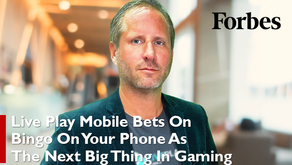 Live Play Mobile featured in Forbes