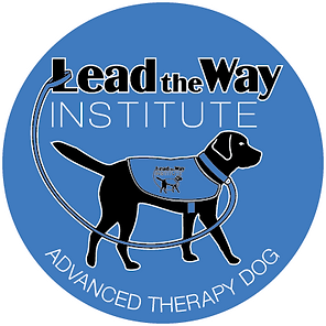Lead_the_Way-Advanced_Therapy_Dog_badge.