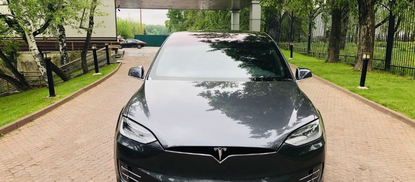 Tesla Model X 75D 2017 EU