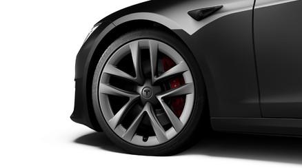 tesla-model-s-2021-new-plaid-black-wheel