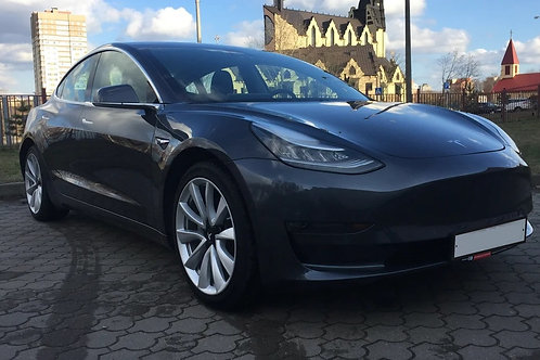 TESLA MODEL 3 LONG RANGE DUAL MOTOR 2018 USA