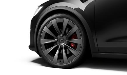 tesla-model-x-2021-new-plaid-black-wheel