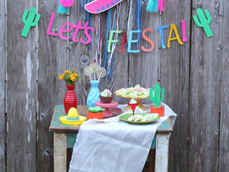 No time for siesta, let's Fiesta!