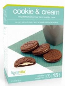 Cookie&Cream (15 stuks) - #0323