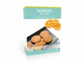 koekjes sinaasappel (7x5 stuks) - #0088