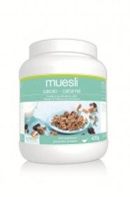 Muesli cacao caramel (450gr) - #0147