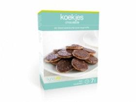 Koekjes chocolade (7x4 stuks) - #0090