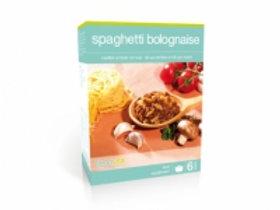 Spaghetti bolognaise (6 zakjes) - #0067