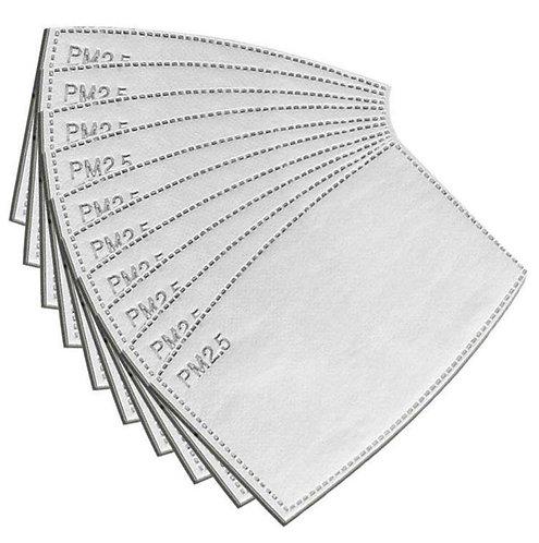 Aktivkohlefilter PM2.5 10er-Pack