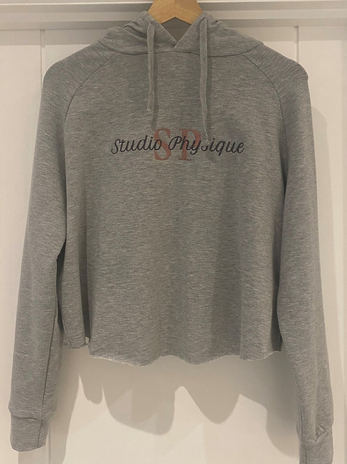 Studio Physique cropped jumper