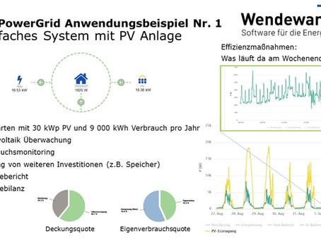 Energiemanagement fängt manchmal mit ganz einfachen Fragen an !