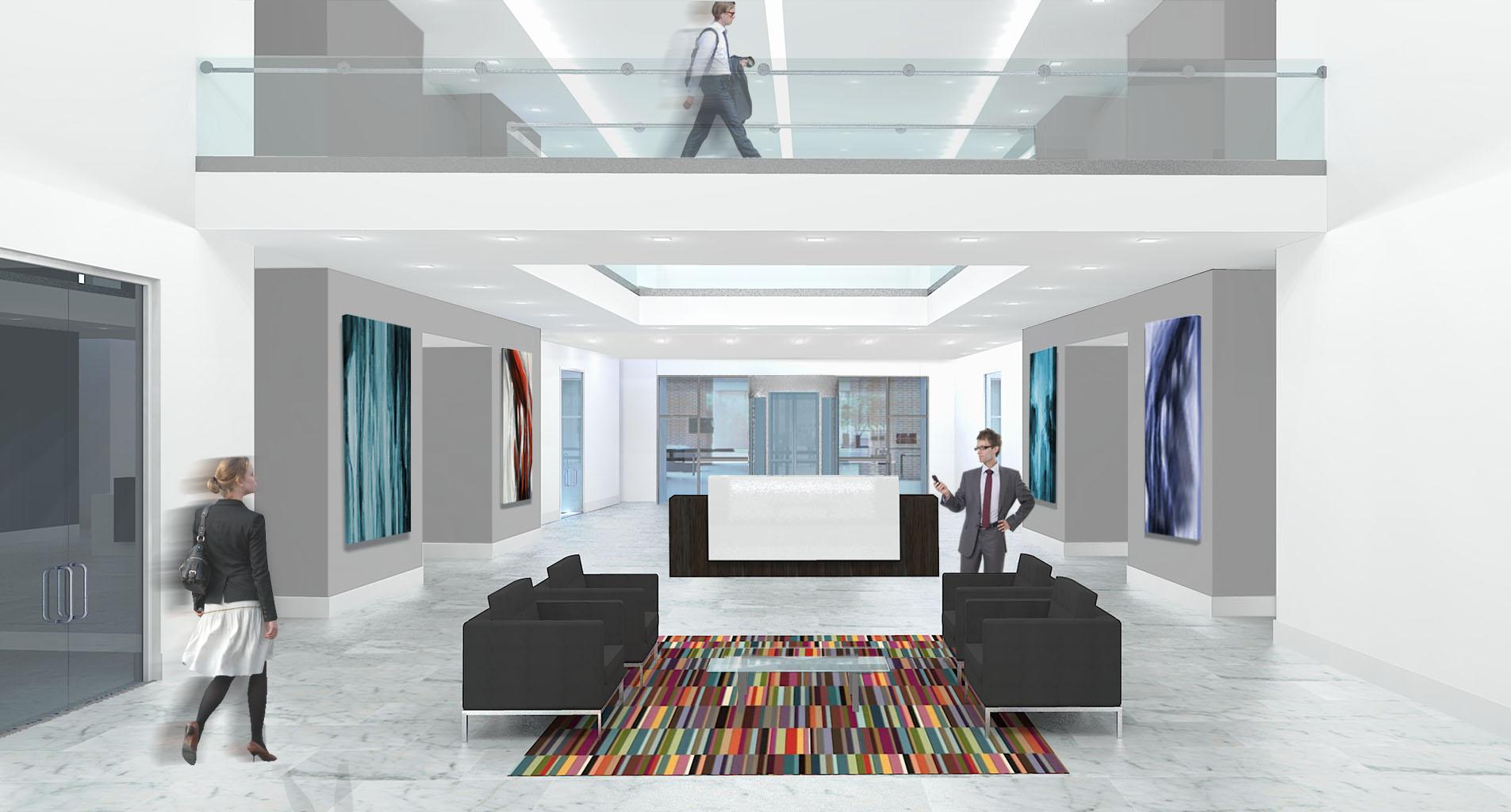 Main Lobby Rendering B
