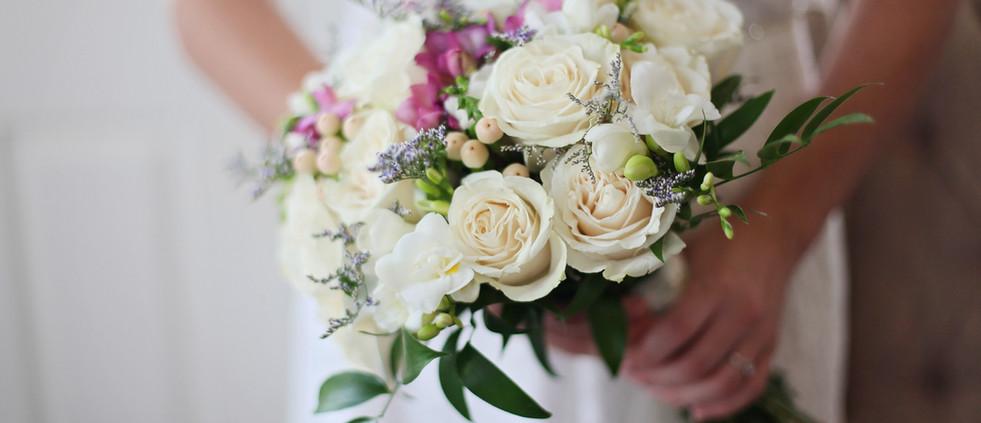 Blumen Angerer - Hochzeit