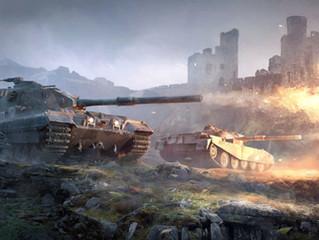 Новинка - Танковый бой!!!!