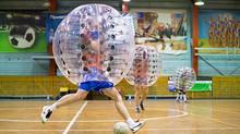 I турнир по Бамперболу