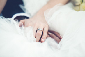 Ever wonder why we wear wedding rings on the left ring finger?