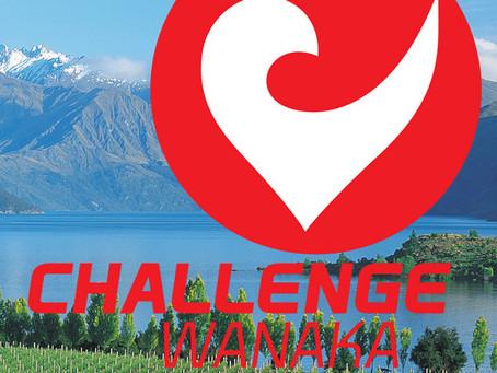 Challenge Wanaka Full and Half Distance Triathlon 17 February 2018